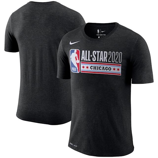 Nike 2020 NBA All-Star Game Primary Logo T-Shirt