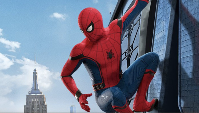 Spider-Man looks for his missing montage (credit: Sony Pictures)