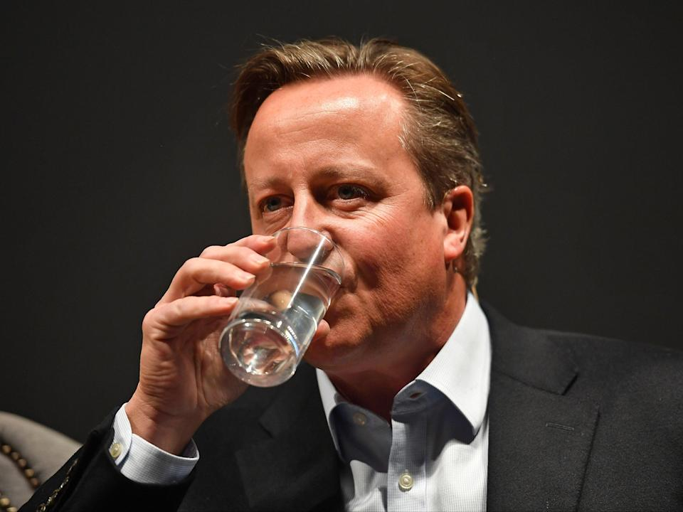 David Cameron is under pressure to provide answersPA