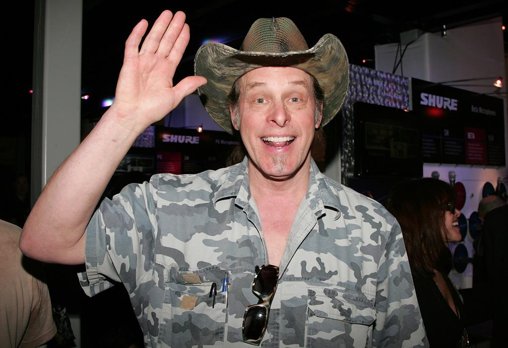 "<b>Team Romney</b>: One celebrity endorsement that the Romney campaign was not so excited to receive is that of Ted Nugent. The 63-year-old Motor City Madman ranted at a National Rifle Association convention in April that if President Obama were re-elected, he would be ""dead or in jail by this time next year"" and that voters needed to ""chop [Democrats'] heads off in November."" Then, Nugent declared <a target=""_blank"" href=""http://www.huffingtonpost.com/2012/05/04/mitt-romney-ted-nugent-obama_n_1478514.html"">in an interview with CBS News</a> that Romney had ""expressed support"" for his remarks. ""I got the sensation it was — not from Mitt himself or Mrs. Romney — 'Stay on course, Ted, freedom of speech is a beautiful thing.'"" The Romney campaign wisely denied having any contact with Nugent regarding his comments and promptly released a statement saying that it condemns ""divisive language."""