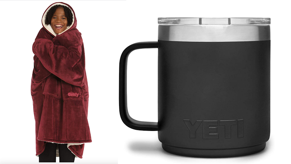 Cozy comfort for all throughout the winter season.