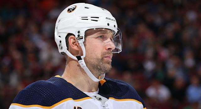 Patrik Berglund recently opened up about the events leading up to and following his unexpected decision to leave the NHL late last year. (Photo by Christian Petersen/Getty Images)