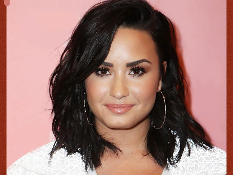 9270f4f76 The Message Behind Demi Lovato's New Finger Tattoo Is So Important