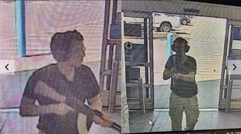 The alleged shooter Patrick Crusius who opened fire at a shopping mall in El Paso, Texas.