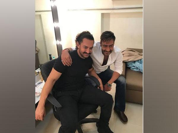 Picture shared by Ajay Devgn (Image courtesy: Instagram)