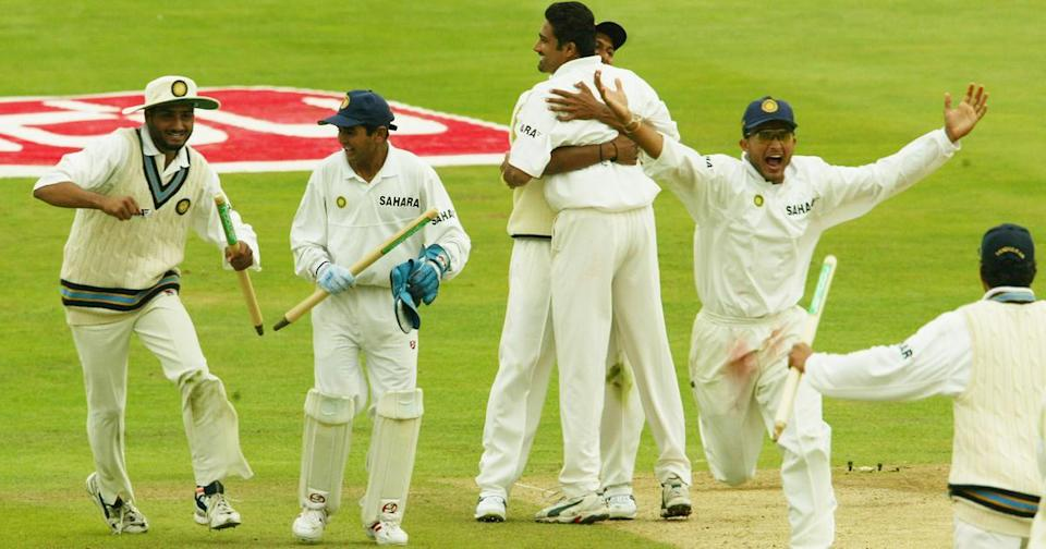 India's win at Headingley, 2002: When Ganguly's brave call at toss was backed up by Bangar & Dravid