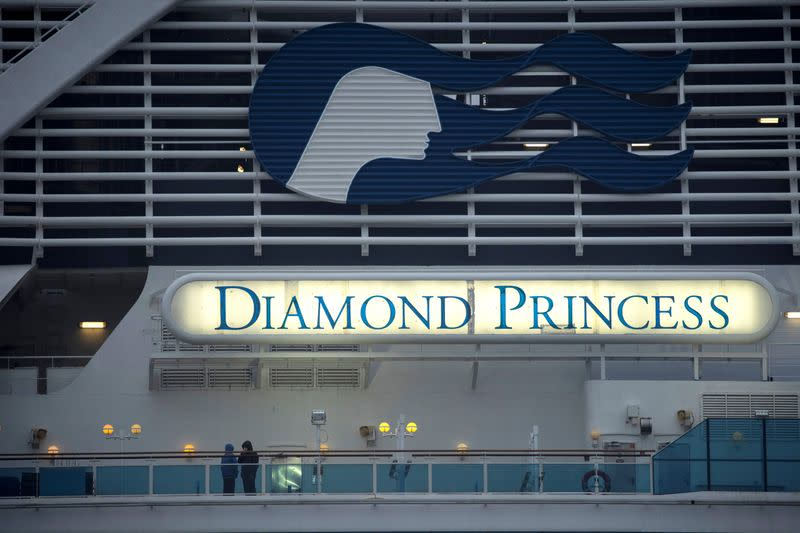 Japan plans HIV drug trials to fight coronavirus as Diamond Princess cases rise