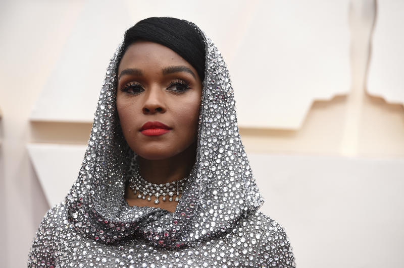 Janelle Monáe. (Photo: Jordan Strauss/Invision/AP)