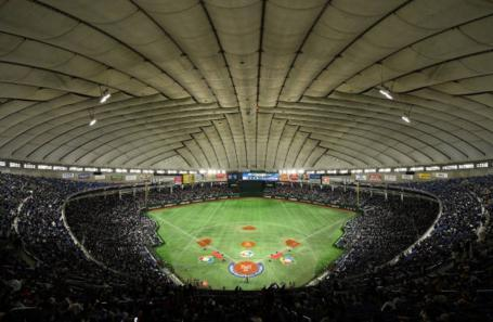The Tokyo Dome in Japan is reportedly set to host the Athletics and Mariners 2019 season opener. (Getty Images)