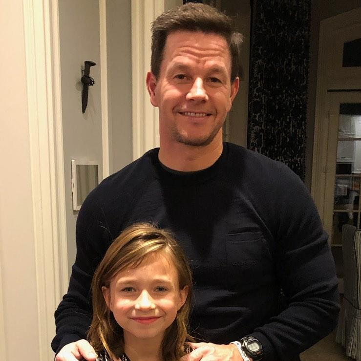 Mark Wahlberg S Daughter 10 Refused To Dance With Him At Father Daughter Event