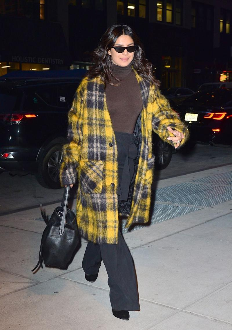 f203fdc1477f The 10 Best Coats Celebrities Are Wearing This Season