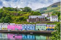 """<p>Loved for its romantic landscapes, cultural hotspots like Glasgow and Edinburgh, and sleepy seaside towns, <a href=""""https://www.goodhousekeeping.com/uk/lifestyle/travel/g35120921/best-hotels-in-scotland/"""" rel=""""nofollow noopener"""" target=""""_blank"""" data-ylk=""""slk:Scotland"""" class=""""link rapid-noclick-resp"""">Scotland</a> is top of our list for a <a href=""""https://www.goodhousekeeping.com/uk/lifestyle/travel/g34842793/staycation-uk/"""" rel=""""nofollow noopener"""" target=""""_blank"""" data-ylk=""""slk:UK break"""" class=""""link rapid-noclick-resp"""">UK break</a> this summer.</p><p>Its iconic coastline is full of unexpected wildlife, and lined with picturesque harbour and seaside towns where the nation's ancient traditions are kept alive, along with a dose of modern fun thanks to lovely restaurants and exciting outdoor activities.</p><p>The mesmerising beauty and remote peace and quiet of Scotland's islands is also unbeatable, which is why we're inviting Good Housekeeping readers on a 10-day <a href=""""https://www.goodhousekeepingholidays.com/tours/scotland-edinburgh-glasgow-golden-horizon-tradewind-cruise"""" rel=""""nofollow noopener"""" target=""""_blank"""" data-ylk=""""slk:cruise around the Scottish coast from east to west"""" class=""""link rapid-noclick-resp"""">cruise around the Scottish coast from east to west</a> this July.</p><p>Sailing in style on board brand new ship Golden Horizon, you'll be treated to first-class service and elegant facilities – including a piano bar, sundeck, three pools, beauty salon and spa. That's not to mention the gorgeous library lounge and two-tier dining room! </p><p>To give you a taste of what you'll see along the way and inspire you to visit the hottest destination of the moment, we've rounded up some of Scotland's prettiest harbour and seaside towns to visit in 2021.</p>"""