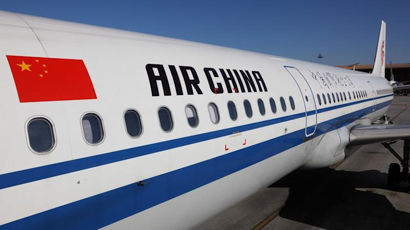 Vaping Air China co-pilot causes plane to plunge 25,000 feet