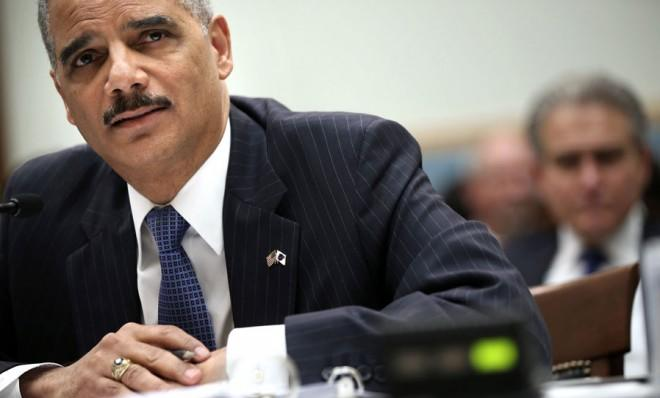 Calls for Eric Holder's resignation are only growing louder.