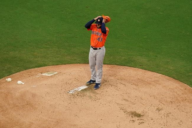 Say good night to the bad guys: Astros fall short in Game 7