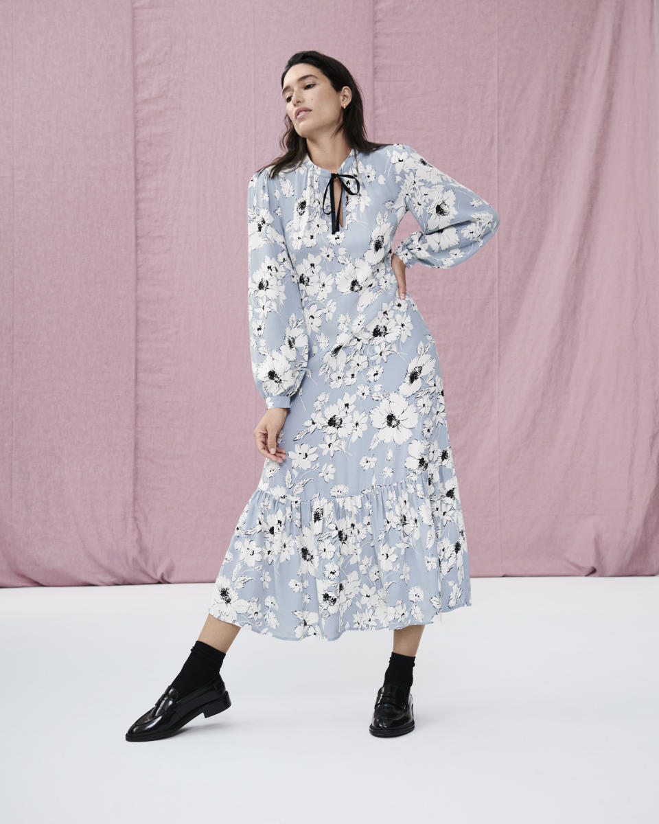 The range is super versatile, and perfect for every occasion, taking you from brunch with the girls, to the office and date night drinks. (Marks and Spencer)