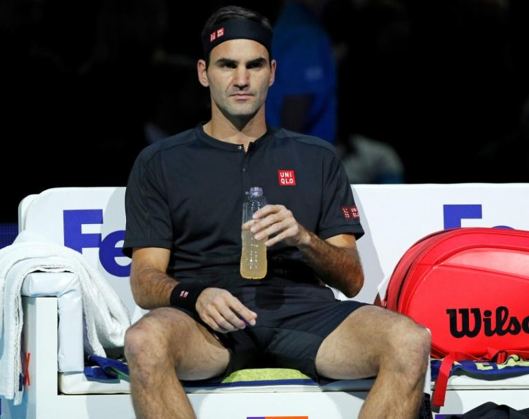 Roger Federer faces a tough task to qualify for the last four at the ATP Finals