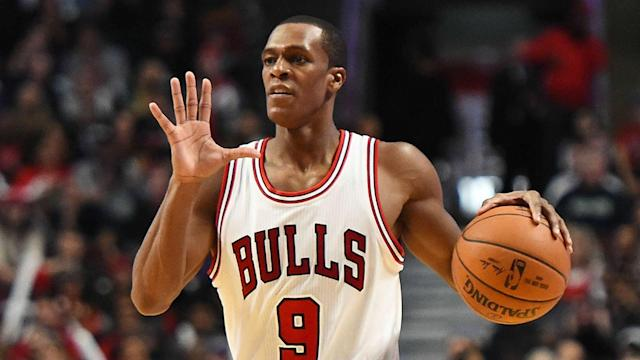 Boston fans may have booed the Bulls' Rajon Rondo all through Game 1 of their series but the former Celtic is cool with that.