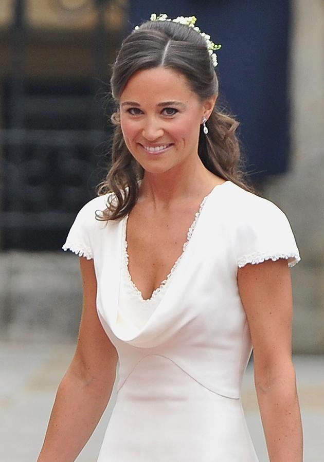 No expense has been spared for Pippa Middleton's wedding day. Photo: Getty