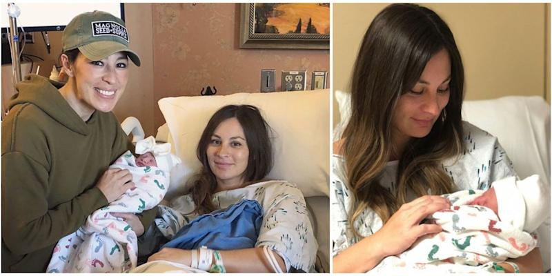 Joanna Gaines' Younger Sister Mary Kay Just Gave Birth To