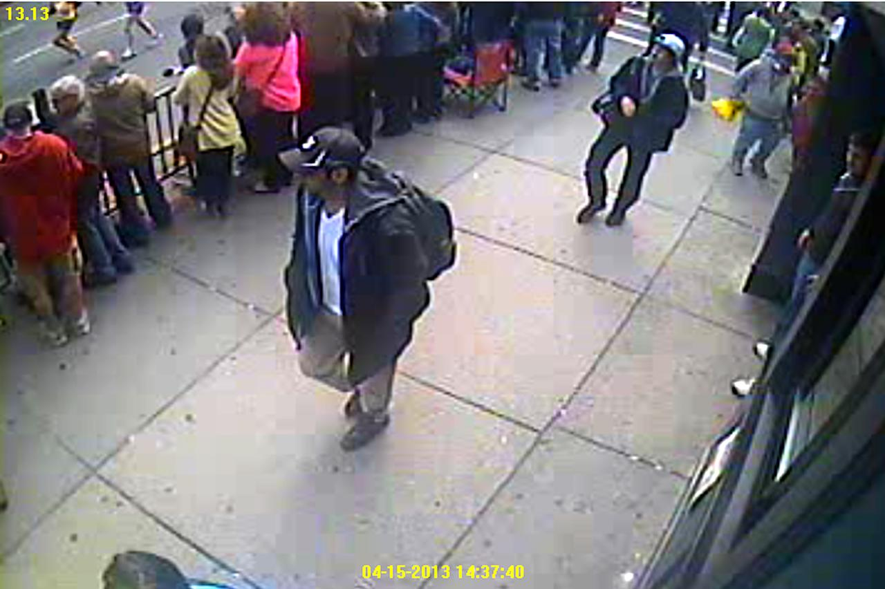 Suspect #1 and #2 (Image courtesy of FBI.gov)