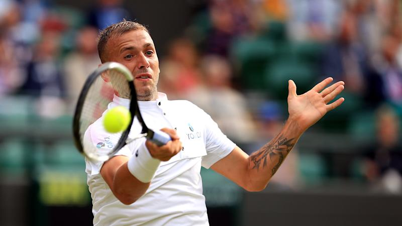 British number one Evans to face McDonald in Australian Open first round