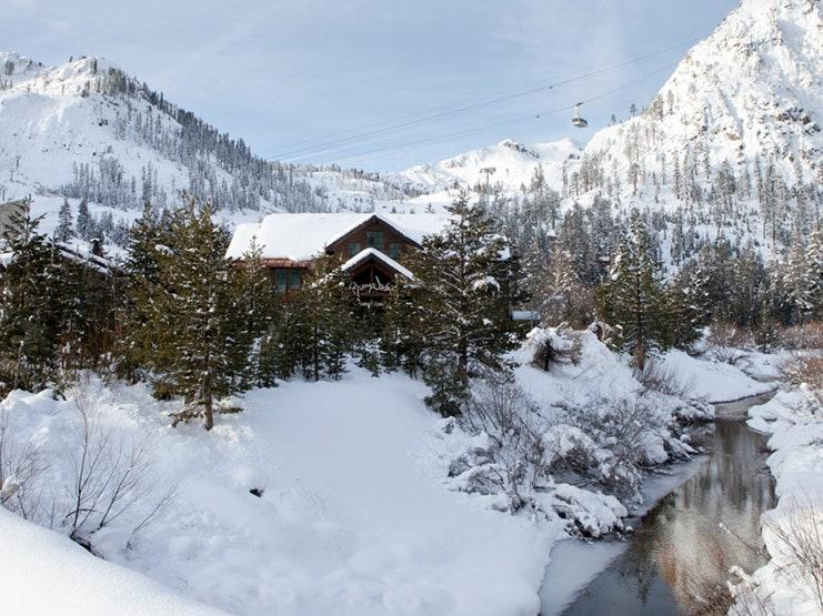 "With an average annual snowfall of 450 inches and 300 sunny days, Squaw Valley Alpine Meadows is known as the Spring Skiing Capital of the U.S., with <a href=""https://www.tordrillomountainlodge.com/skiing-corn-snow/"" target=""_blank"">corn snow</a> well into July in good years. The two sprawling ski areas (Squaw Valley and Alpine Meadows are technically separate), connected via a 15-minute shuttle, encompass 6,000 acres. Squaw is the stomping ground of hard-charging pros while Alpine is known for its crowd-free, hike-to back bowls. Stellar Lake Tahoe views and killer intermediate and expert terrain can be accessed quicker than ever at Alpine Meadows via Treeline Cirque. The new high-speed quad whisks skiers and riders from the base area to the top of Sherwood Cliffs in just five minutes. And Squaw's rowdy après scene gets a new addition this season with the debut of Tram Car, a cocktail bar within a restored '70s-era Squaw tram cabin. <br> <br> <strong>Where to Stay:</strong> Ski-in, ski-out <a href=""https://www.cntraveler.com/hotels/united-states/olympic-valley/resort-at-squaw-creek--lake-tahoe?mbid=synd_yahoo_rss"" target=""_blank"">Resort at Squaw Creek</a> has spacious penthouses and three swimming pools.<br> <br> <strong>Stats:</strong> 42 lifts for more than 270 trails. One-day lift tickets range from $74 to $179; on the Ikon Pass and the Mountain Collective Pass."