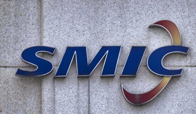 SMIC fell 3.9 per cent in Hong Kong on reports that the US government has imposed restrictions on exports to China's largest chip maker. Photo: EPA-EFE