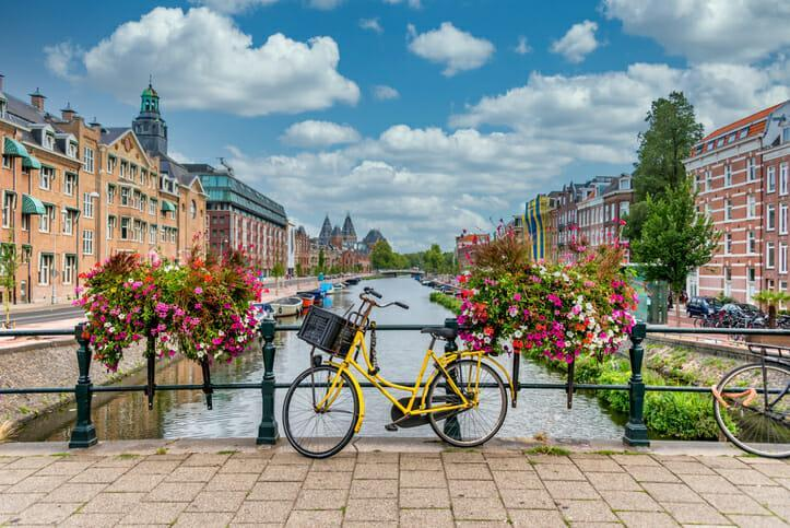 Netherlands: 13th Richest Countries of the World in 2021