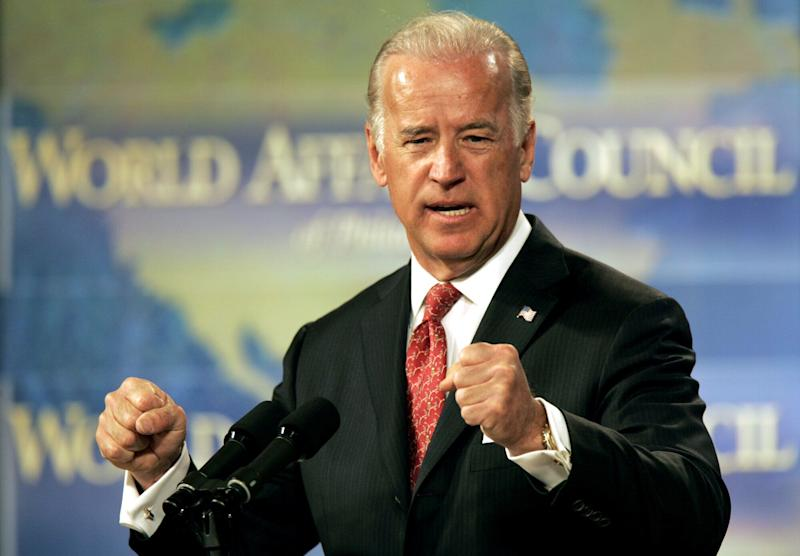 Biden's involvement in the 2010 Iraqi elections fueled anxiety within Iraq about U.S. dominance and bullying. (Photo: ASSOCIATED PRESS)