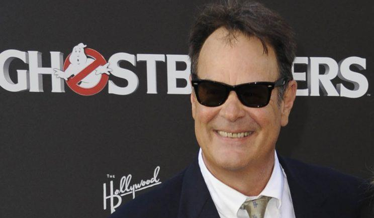 Dan Aykroyd claims reshoots cost over $30 million - Credit: WENN