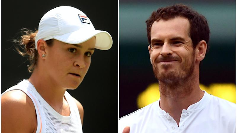 Andy Murray predicts more withdrawals after Ashleigh Barty pulls out of US Open