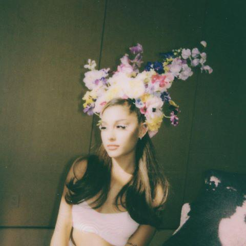 """<p>Opting for a Midsommar theme for her 27th birthday, Ariana donned a multi-coloured flower crown overflowing with blooms.</p><p><a href=""""https://www.instagram.com/p/CB8jhpUFwCx/?utm_source=ig_embed&utm_campaign=loading"""">See the original post on Instagram</a></p>"""