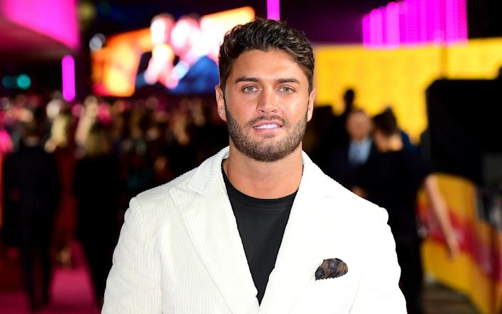 Mike Thalassitis was a footballer before becoming a reality TV star - PA