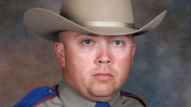 PHOTO: Texas State trooper Chad Walker is seen in an undated photo posted to Department of Public Safety on their Twitter Account. (Texas DPS/Twitter)