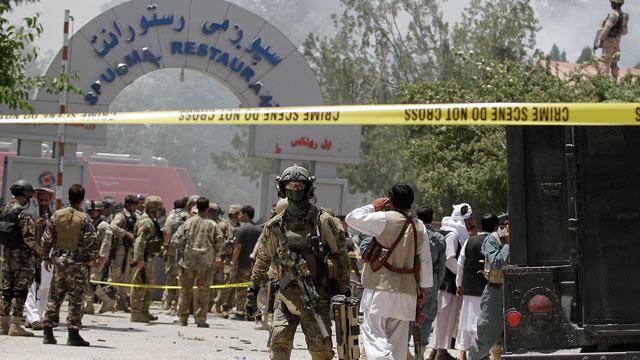 Taliban Take Women and Children Hostage in Hotel Attack