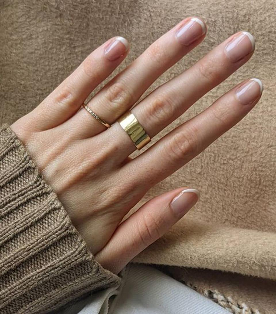How to Perfect 2020's Biggest Nail Trend at Home With (Basically) No Skills