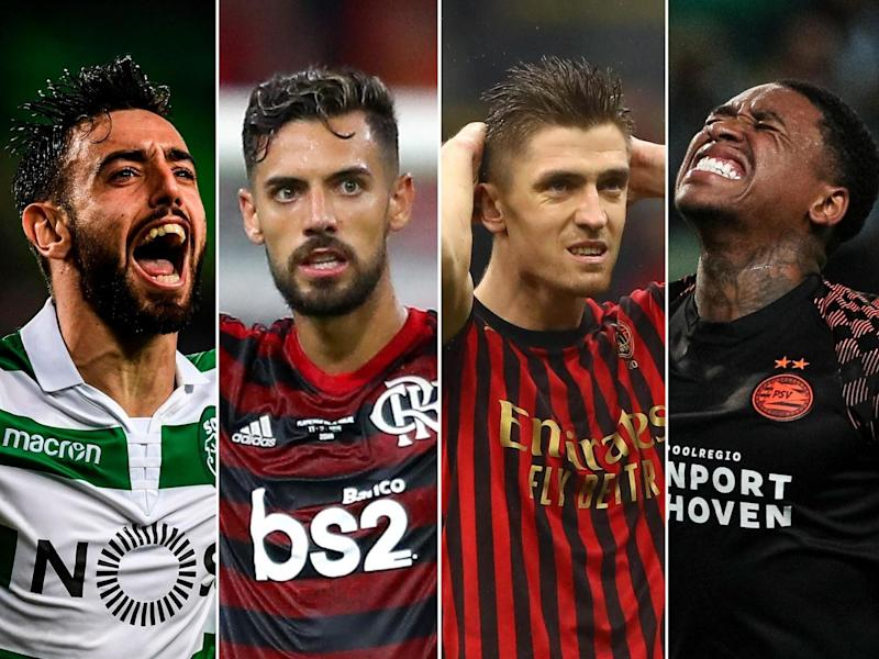 Transfer live Tuesday: Getty