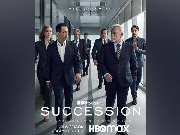 Poster of 'Succession' (Image source: Twitter)