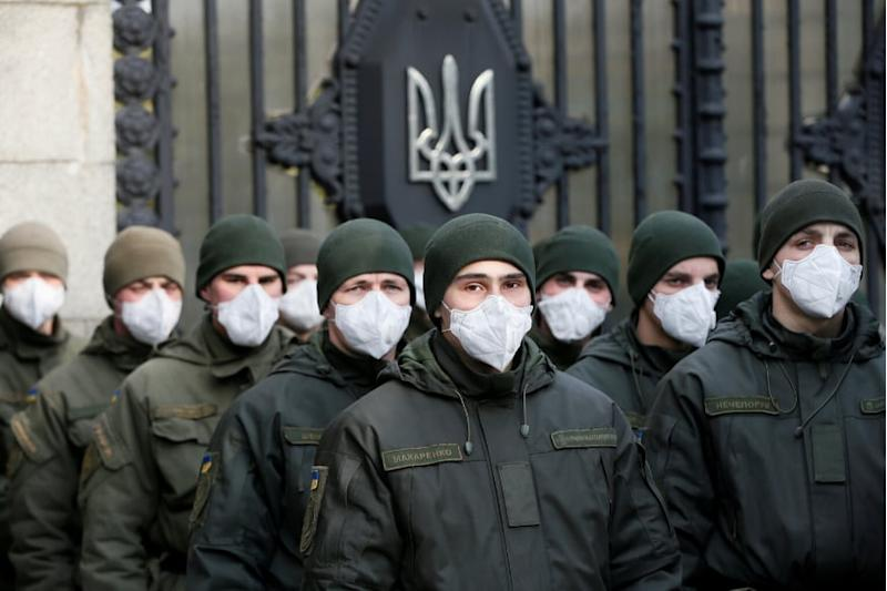 Entire Police Unit Disbanded After 1 Officer Rapes Witness, Others Break a Man's Ribs in Ukraine