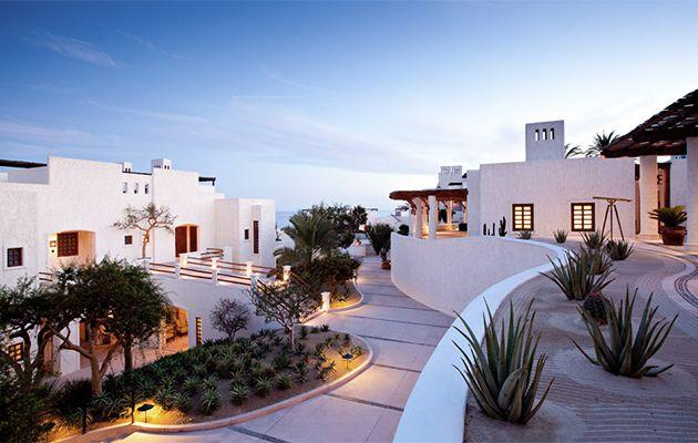 The Las Ventanas al Paraíso have 'dog butlers' and people who can give your pooch a 'doggie massage'. Source: Rosewoodhotels.com