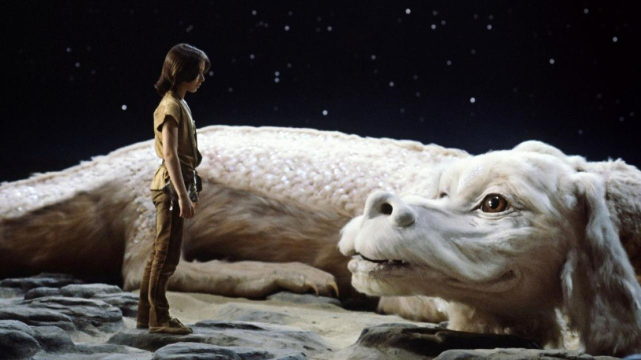 <p>Who didn't want to ride a luckdragon like Falkor after watching Wolfgang Petersen's fantasy? (Photo: Warner Bros.) </p>