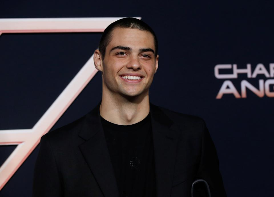"Noah Centineo arrives for the world premiere of the film ""Charlie's Angels"" in Los Angeles, California, U.S. November 11, 2019. REUTERS/Mario Anzuoni"