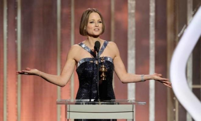"Jodie Foster made light of her big non-reveal, but ""it wasn't a laughing matter,"" says Eric Sasson at The Wall Street Journal."