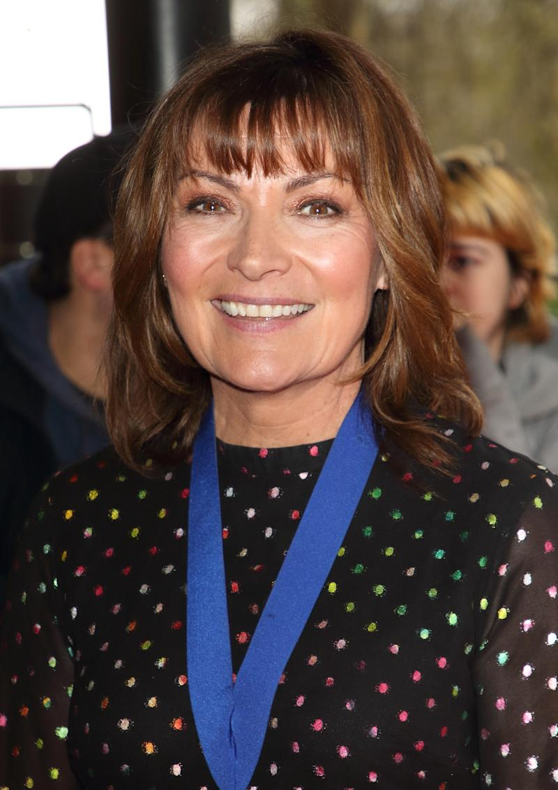 LONDON, UNITED KINGDOM - MARCH 10. 2020: Lorraine Kelly attends the TRIC Awards 2020 held at the Grosvenor House, Park Lane in London.- PHOTOGRAPH BY Keith Mayhew / Echoes Wire/ Barcroft Studios / Future Publishing (Photo credit should read Keith Mayhew / Echoes Wire/Barcroft Media via Getty Images)