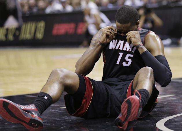 Is Mario Chalmers A Serious Concern For The Heat Now That
