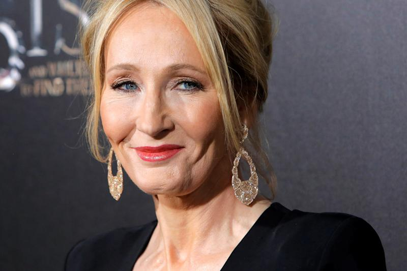 J. K. Rowling Mocks Donald Trump With Magical 'Harry Potter' Taunt