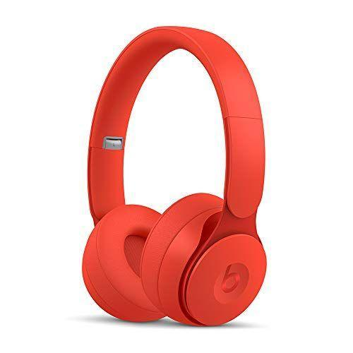 """<p><strong>Beats</strong></p><p>amazon.com</p><p><strong>$186.49</strong></p><p><a href=""""https://www.amazon.com/dp/B07YVZ15SG?tag=syn-yahoo-20&ascsubtag=%5Bartid%7C10050.g.23496922%5Bsrc%7Cyahoo-us"""" rel=""""nofollow noopener"""" target=""""_blank"""" data-ylk=""""slk:Shop Now"""" class=""""link rapid-noclick-resp"""">Shop Now</a></p><p>The noise-canceling technology means they don't hear you, and you don't hear what they're listening to. It's a win-win!</p>"""