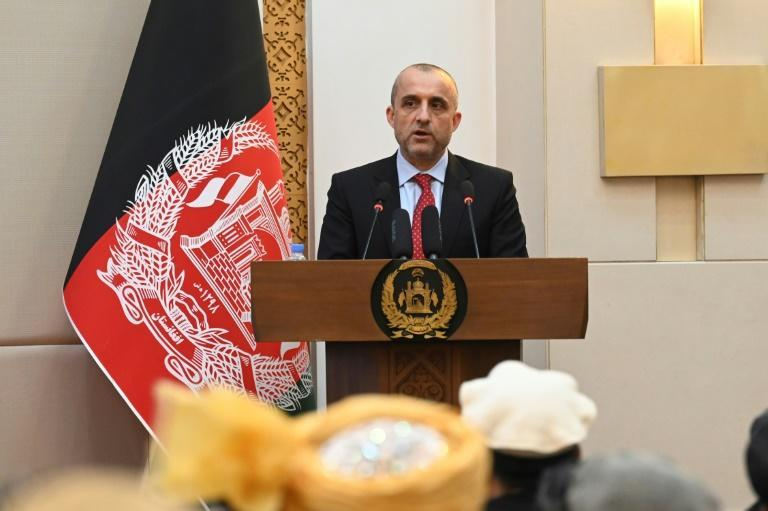 Amrullah Saleh has been one of the Taliban's most vocal critics for years