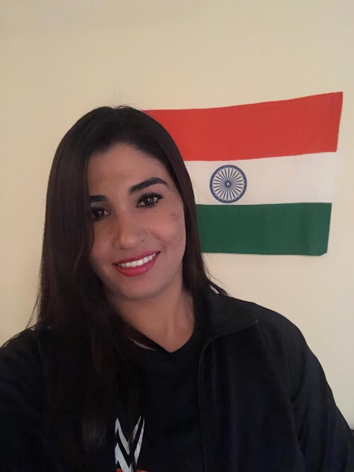 <p>She is etched in our collective memory as the <em>desi</em> wrestle in an orange salwar-kameez. She is in fact the first female professional wrestler in WWE from India and goes by the name of Hard KD in the ring. Trained by The Great Khali, she had represented India at the 2016 South Asian Games and brought home gold after winning in the 75 kg category. </p>